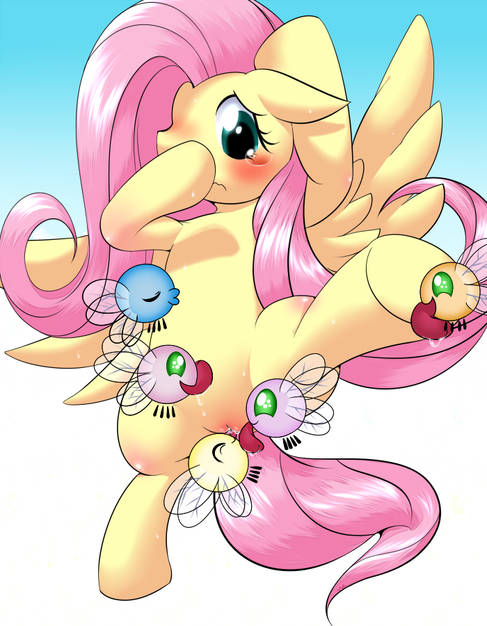 and discord mlp fanart fluttershy Izzy from total drama island