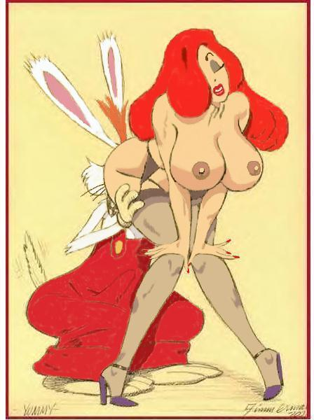 framed who roger rabbit Bunny must die! chelsea and the 7 devils