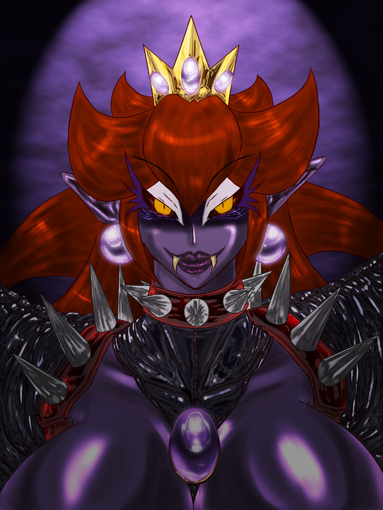 what's-her-name princess Alucard fuck the fear turkey