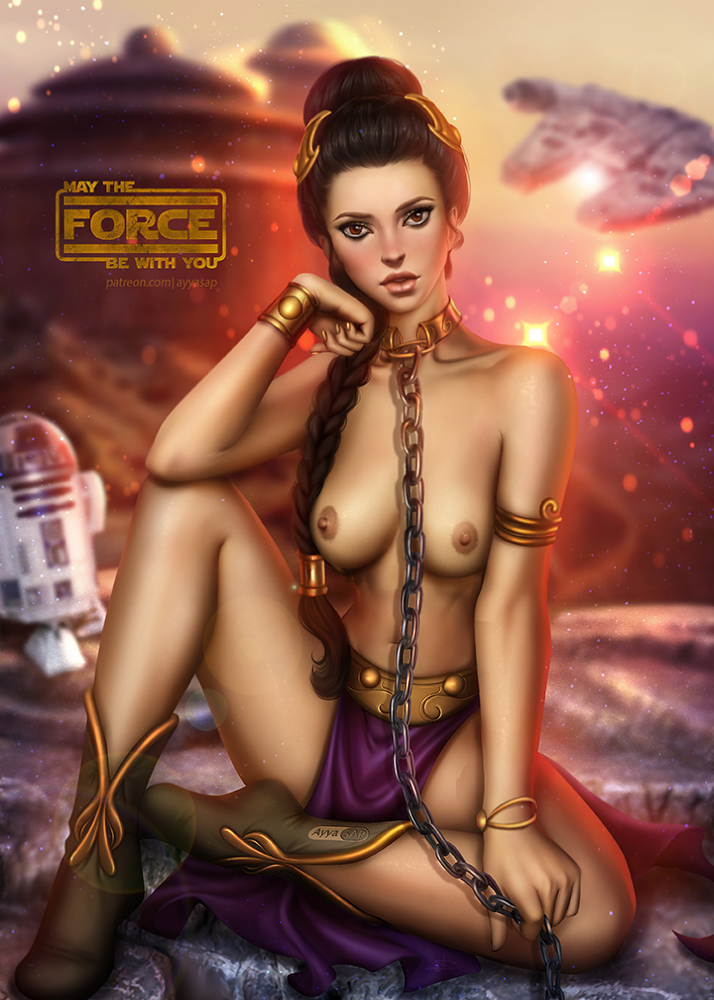 the star wars wars nude clone Belle beauty and the beast
