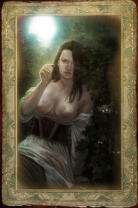 3 yennefer witcher nude the Rise of the tomb raider ana