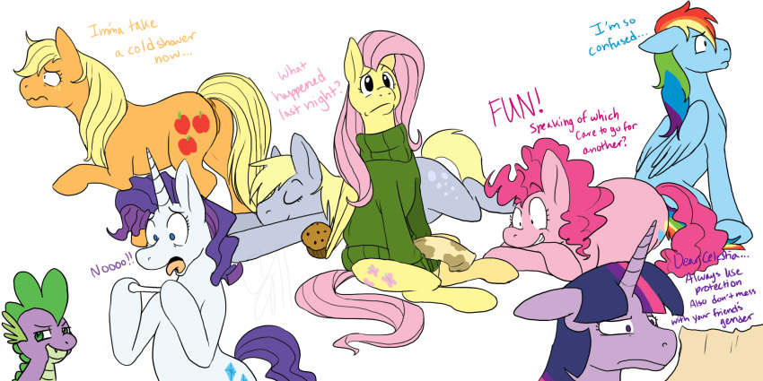 and whooves dr derpy mlp Ichiban ushiro no daimaou hentai