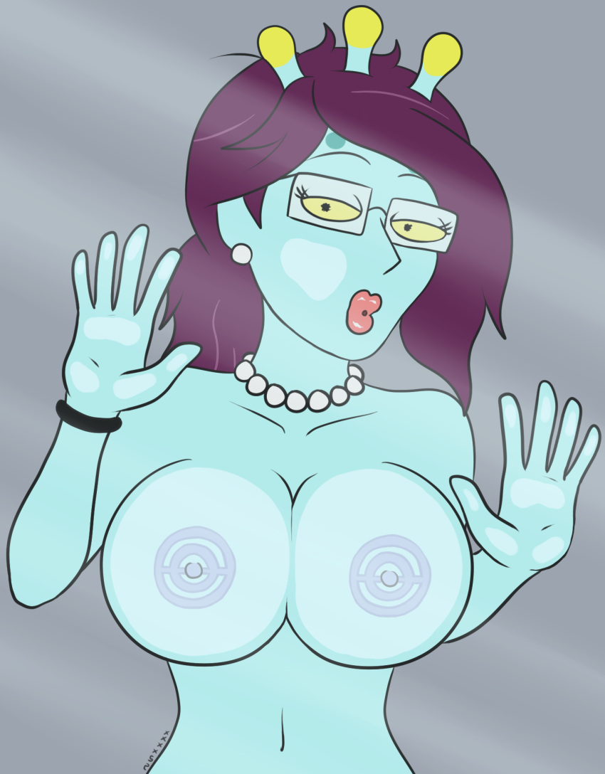 from summer and rick naked morty Cat planet cuties eris gif