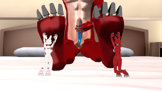 foxy part mangle 1 and Shauni beyond good and evil